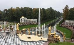 Путешествие в Петербург на автомобиле