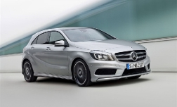 Обзор автомобилей Mercedes-Benz А-класса