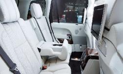 5 автомобилей с самыми удобными сиденьями
