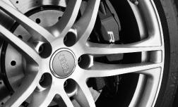 Технология производства дисков Audi