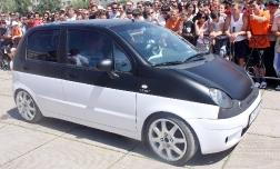 «Женственный» автомобиль и его тюнинг