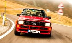 Audi Sport Quattro — монстр быстрее Ferrari, Porsche и Lamborghini
