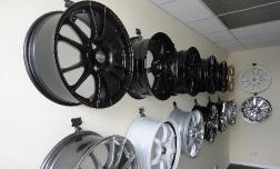 Литые диски - технология изготовления и преимущества перед легкосплавными