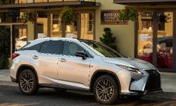 Автомобили «premium» класса: резвый кроссовер Lexus RX