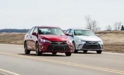 В Краснодарском крае чаще всего угоняют Toyota Camry