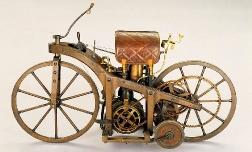 Первый в мире мотоцикл – кто был первым байкером?
