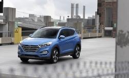 Обзор автомобиля Hyundai Tucson