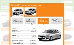 Автомобили напрокат в Краснодарском крае