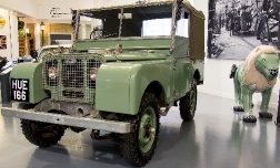 Land Rover – легендарные земляки Шерлока Холмса