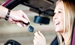 Как подать заявку на аренду машины