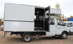 Как из фургона сделать мобильный офис для работы?