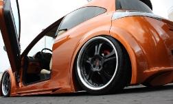Порошковые краски для колесных дисков: снижаем расходы на тюнинг