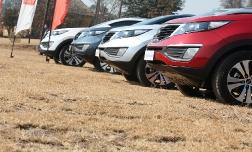 Третье поколение KIA Sportage 2011