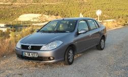 Renault Symbol - флагман дилерской сети Renault