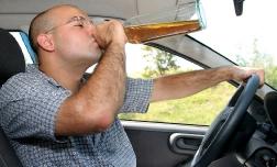 Можно ли пить за рулем.