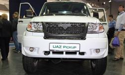 УАЗ Пикап (Uaz Pickup) 2012