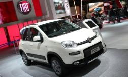 Fiat Panda с метановым или газовым двигателем