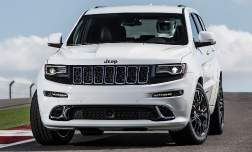 Обновлённый Jeep Grand Cherokee SRT 2015