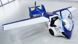 Аэромобиль: инновационный самолёт, который превращается в автомобиль