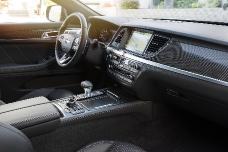 Суперкар Genesis G80: корейский стиль, комфорт и современные технологии