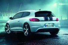 В Volkswagen озвучили цены на Scirocco GTS