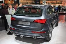 Модернизированный вариант кроссовера Audi Q5.