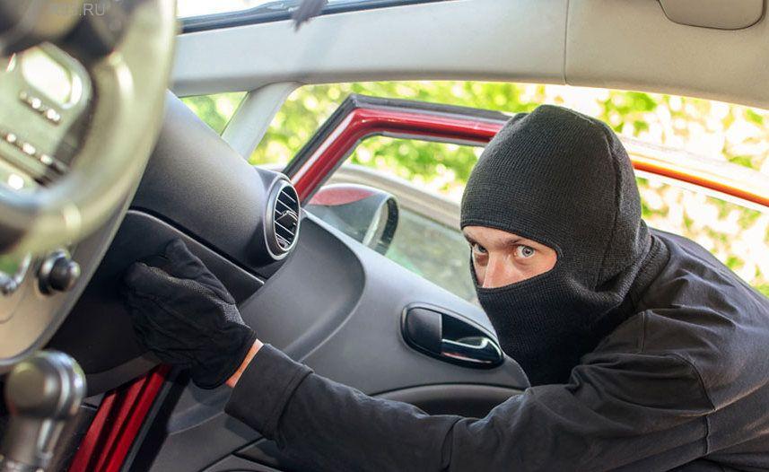 покушение на кражу автомобиля может