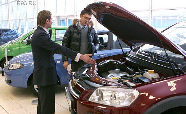 Как продать новое авто не ставя его