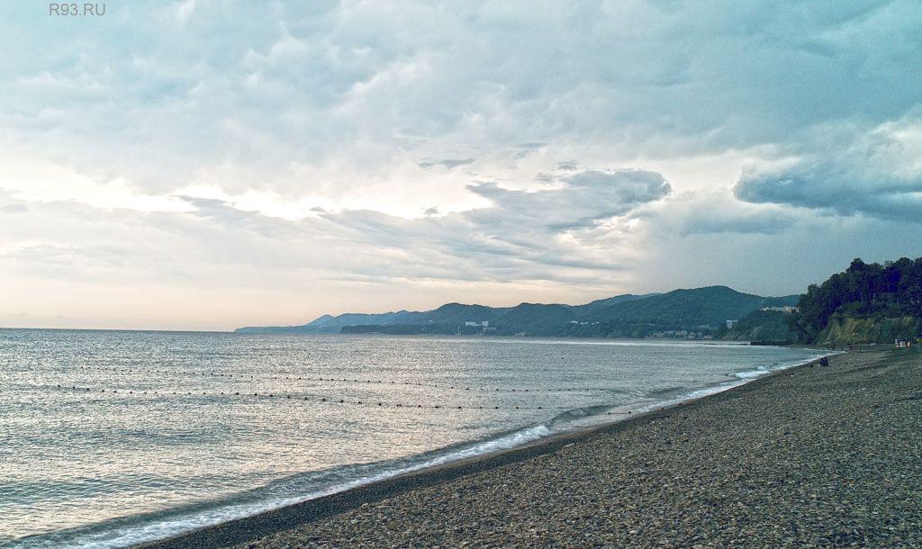 Об отдыхе на черноморском побережье
