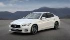 Автомобиль без «настоящего» руля: красавец Infiniti Q50