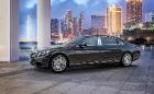 Mercedes Benz Maybach S 600: мечта, ставшая действительностью