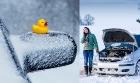 Как спасти аккумулятор в сильный мороз?