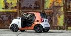 Smart fortwo: интеллектуальное авто для города