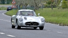 Легендарный Mercedes-Benz 300 SL – переносимся в прошлое на Крыле чайки