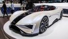 Новая надежда китайского автопрома - гибридный суперкар Techrules Ren