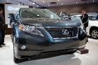 Автомобили Lexus RX нового поколения