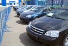 Новые легковые автомобили в России