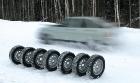 Зимние шины: шипы или липучки?