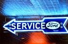 Обслуживание Форд