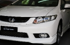 Обзор Honda Civic 2012