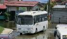 Корейский автобус Hyundai Aerotown: достоинства и технические характеристики