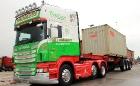 Scania R730 претендент на лидерство