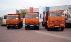 Применение и особенности самосвалов КАМАЗ-65115