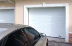 Современные автоматические гаражные ворота Hormann