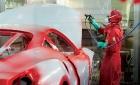 Подготовка автомобиля к покраске: удаление очагов коррозии