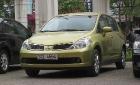 Nissan Tiida Hatchback и Nissan Tiida Sedan – автомобили для всей семьи