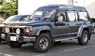 Nissan Safari: плюсы и минусы
