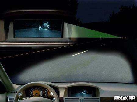 Тепловизор BMW Night Vision