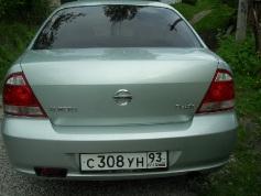 Nissan Almera Classic, 2006 г. в городе Туапсинский район