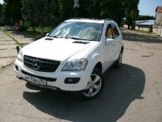Mercedes-Benz ML 350, 2005 г. в городе КРАСНОДАР